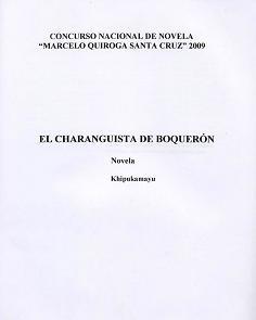 el charanguista de boqueron