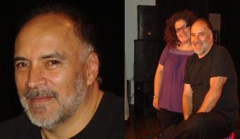 David Mondacca y Claudia Andrade