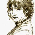 Retrato de Wiethüchter, de Pablo Giovanny.