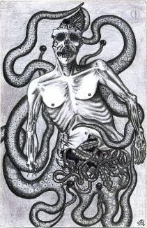 Ilustración. Daniel Averanga