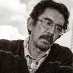 El escritor Manuel Vargas. (Fotografía: Rodrigo Quiroga)