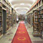 Biblioteca Nobel, Estocolmo (Suecia). Foto: Javier Claure C.